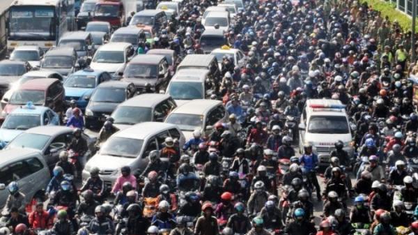 Người Nhật thắng giải Chống ùn tắc giao thông đô thị Việt