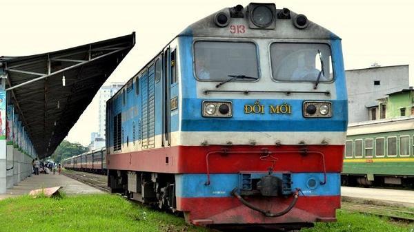 Đường sắt Việt Nam bán vé tàu giá từ 10.000 đồng tất cả các tuyến