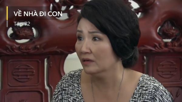 Trailer Về nhà đi con (tập 72): Bà Giang bàng hoàng khi Vũ đưa ra quyết định cuối cùng
