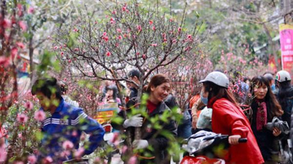 Tết Nguyên Đán 2018: Tổng Liên đoàn Lao động đề xuất nghỉ trước Tết 2 ngày
