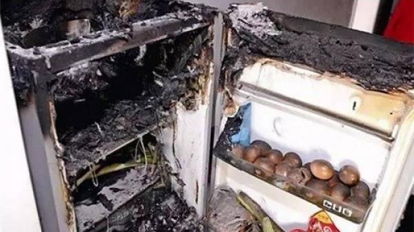 Tủ lạnh sẽ nổ như bom nếu cứ mắc sai lầm này khi sử dụng