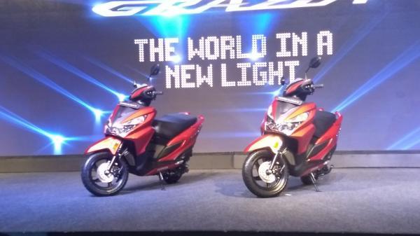 'Phát sốt' xe ga mới 'đẹp long lanh' giá chỉ 20 triệu đồng của Honda