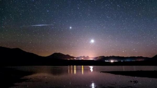 Sự kiện thiên văn hiếm gặp đang được Facebook nhắc nhở, phải 22 năm sau mới gặp lại