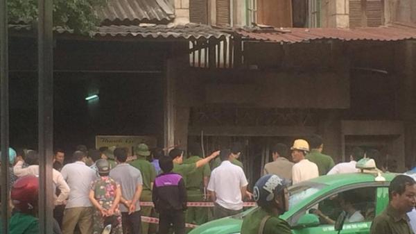 Kinh hoàng: Phát hiện thi thể không còn nguyên vẹn của cụ bà sau tiếng nổ lớn