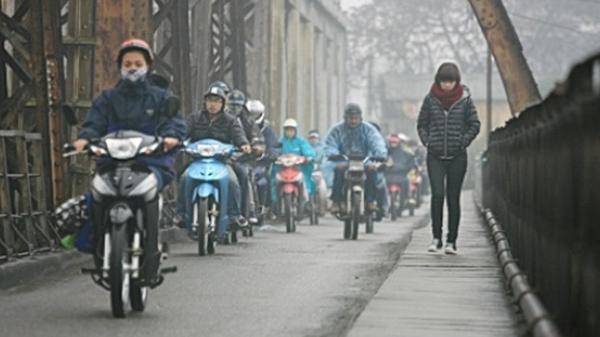 Dự báo thời tiết hôm nay 1/12: Không khí lạnh tràn về, miền Bắc mưa rét dưới 10 độ C