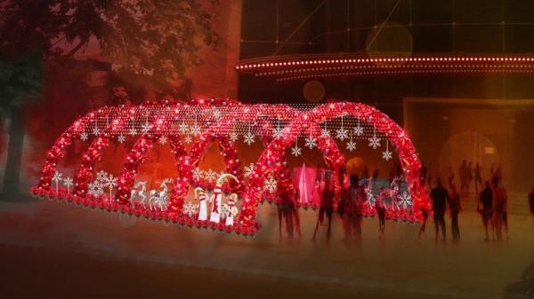 Những địa chỉ đón Giáng sinh chuẩn châu Âu giữa lòng Hà Nội