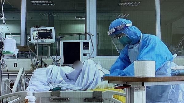 Ca Covid-19 tử vong thứ 43: Bệnh nhân 50 tuổi, có tiền sử xơ gan cổ trướng