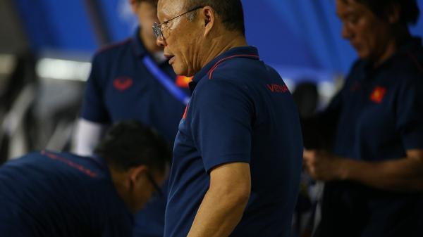 HLV Park Hang-seo tiết lộ nỗi đau giằng xé phía sau chiến thắng đậm đà trước Indonesia