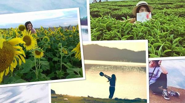 """Top những điểm chụp ảnh """"bạc tỷ"""" của giới trẻ Hà Tĩnh"""