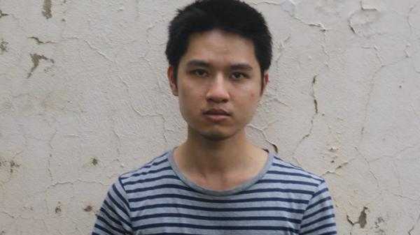 Chân dung tên cướp dùng hung khí uy hiếp chủ nhà tại Hà Tĩnh