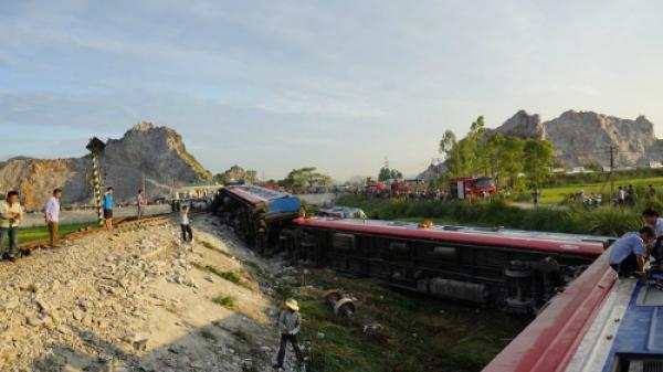 Vị trí nào an toàn nhất trên tàu hỏa khi tai nạn xảy ra?