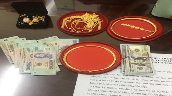 8X Hà Tĩnh giả làm khách mời, trộm cắp tài sản ở đám cưới