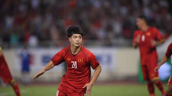 Công Phượng lập siêu phẩm, U23 Việt Nam hạ đẹp U23 Palestine