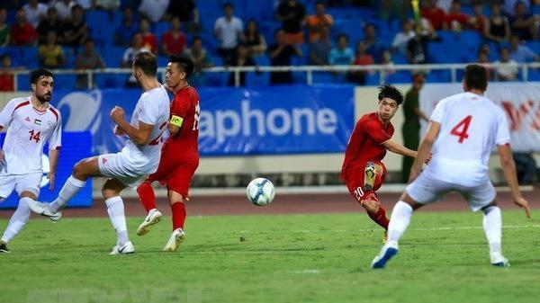 Văn Đức lập công, U23 Việt Nam chia điểm trước U23 Uzbekistan