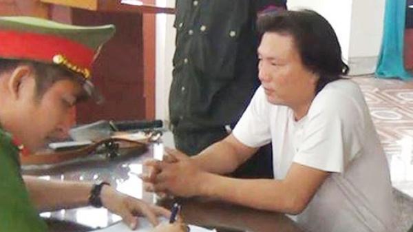 Tạm giam tài xế Nghệ An không chấp hành hiệu lệnh, hai lần tông vào CSGT