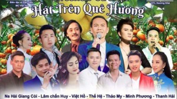 MC Thánh giả giọng làm show tri ân quê hương Hà Tĩnh