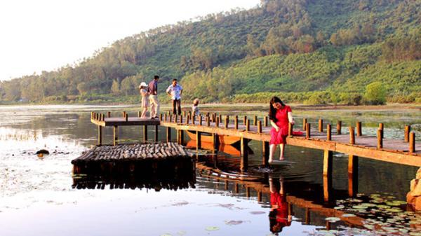 Ngỡ ngàng trước vẻ đẹp mê hồn của khu du lịch sinh thái ở Hà Tĩnh