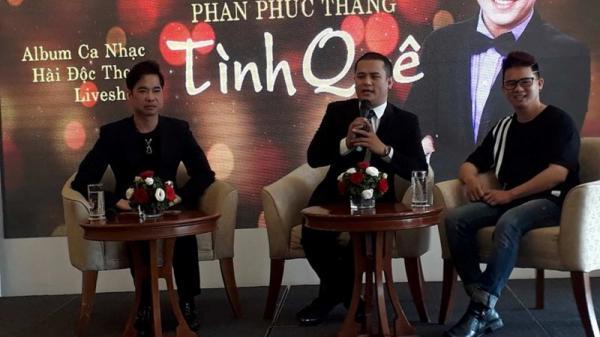 Ngọc Sơn và mẹ ủng hộ hài độc thoại Phan Phúc Thắng