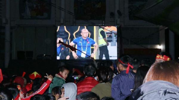 HOT: Những điểm lắp màn hình lớn xem trực tiếp chung kết lượt về AFF Cup tại Hà Tĩnh