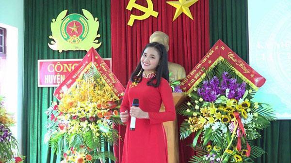 Nữ sinh 2000 Hà Tĩnh đậu ĐH Văn hóa Nghệ thuật Quân đội với 25.17 điểm