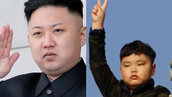 Xuân Bắc khoe ảnh con trai giống hệt Chủ tịch Kim Jong-Un, dân mạng phán đoán tương lai