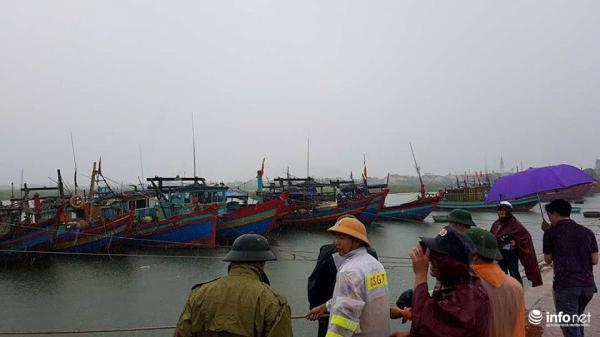 Hà Tĩnh: Phát lệnh sơ tán dân ở những vùng nguy hiểm do siêu bão số 10