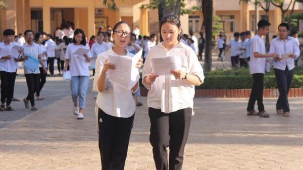 Nghệ An: Có 32 điểm 10 kỳ thi tuyển sinh vào lớp 10 năm 2019
