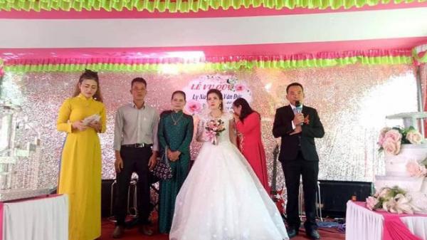Đám cưới không chú rể: Ai đến chung vui cũng lén lau nước mắt, thương cô dâu