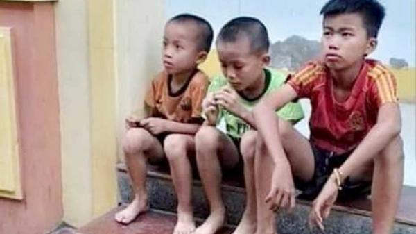 Nghệ An: Bị kẻ lạ mặt lừa lên xe đóng kín cửa, 3 cháu nhỏ trốn thoát bất ngờ