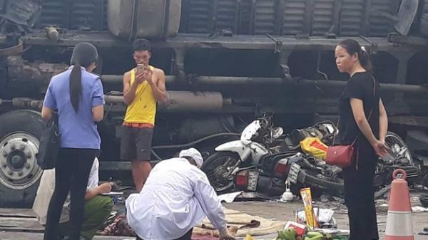 Vụ tai nạn khiến 7 người thương vong: Buổi sáng định mệnh của 2 vợ chồng