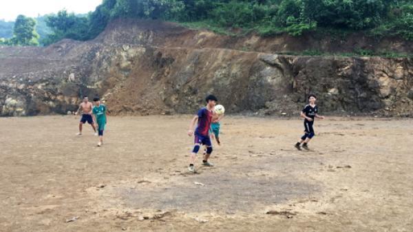 Lai Châu: Nậm Cha phát triển phong trào thể thao quần chúng