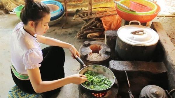 Khám phá đặc sản lá ngón xào tỏi đặc sản của người dân Lai Châu