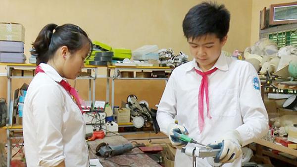 Gặp gỡ cậu học trò ở Sơn La cực tài năng, đam mê sáng tạo khoa học
