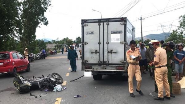 Đi bán hương Rằm tháng 7, phụ nữ nghèo bị xe tải tông chết thương tâm