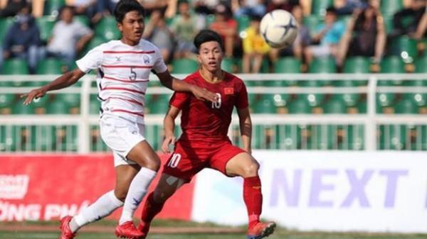 Thua sốc U18 Campuchia: U18 Việt Nam bị loại khỏi giải U18 Đông Nam Á