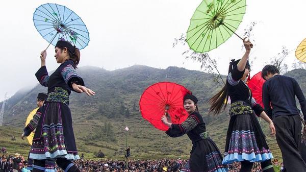 Đếm ngược ngày về Sơn La, tham gia phiên chợ tình có 1-0-2 tại Mộc Châu