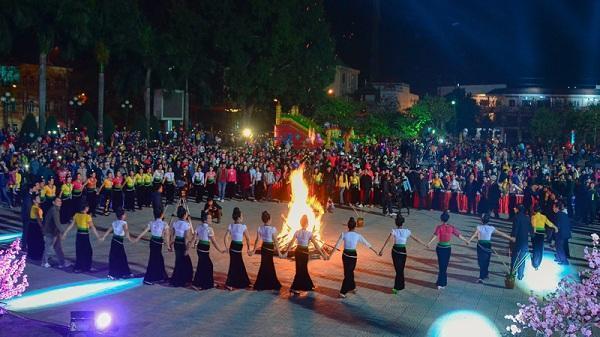 Ngày hội Văn hóa, thể thao và du lịch các dân tộc vùng Tây Bắc diễn ra từ ngày 18-20/8