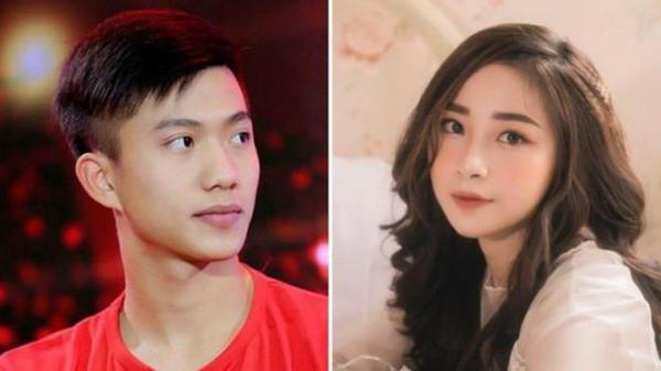 'Bạn gái tin đồn' mới của Phan Văn Đức, tưởng lạ hóa ra người quen