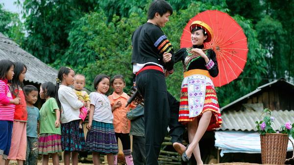 Tháng 9 này, về (Sơn La) dự Tết Độc lập, đi chợ tình Mộc Châu