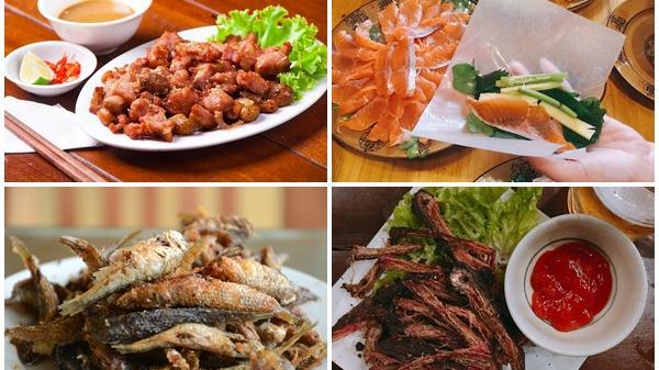 Bê chao và những món ăn nhất định phải thử khi đến Mộc Châu, Sơn La