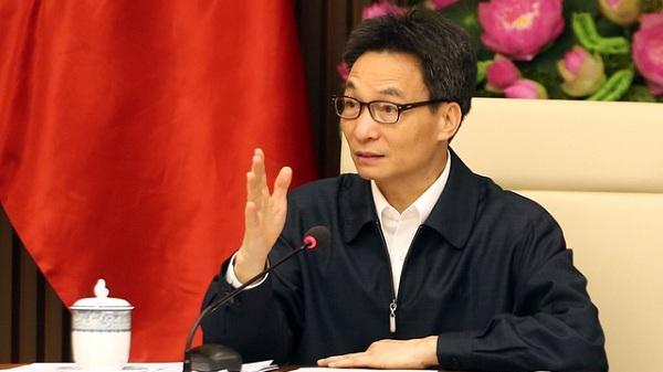 Phó Thủ tướng Vũ Đức Đam: 'Việt Nam thắng trận đầu chống Covid-19'