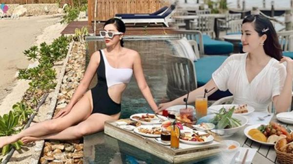 """Làm vợ đại gia Hà Tĩnh, Bảo Thy liên tục """"bể dáng"""" rồi ép cân: 1 tuần cắt tận 3kg mỡ"""