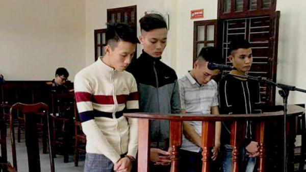 Hà Tĩnh: Nhóm 9X gây ra hàng loạt vụ trộm để lấy tiền chơi game