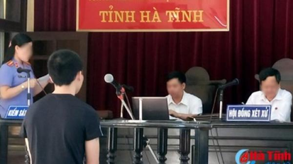 Hà Tĩnh: Trộm 1 con gà, đi tù 6 tháng
