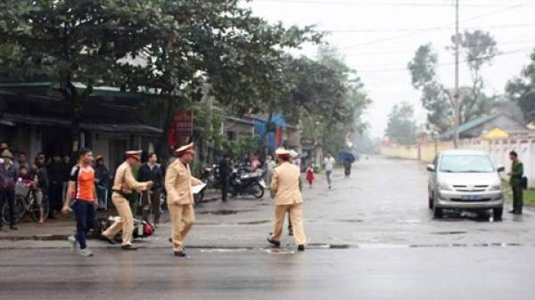 Hà Tĩnh: Đâm phải người phụ nữ sang đường, nam thanh niên tử vong tại chỗ