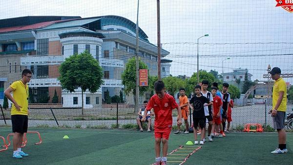 Điện Biên: Nơi ươm mầm tài năng bóng đá