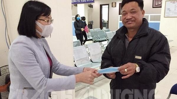 Hải Dương: Tạm dừng tiếp nhận lao động Trung Quốc