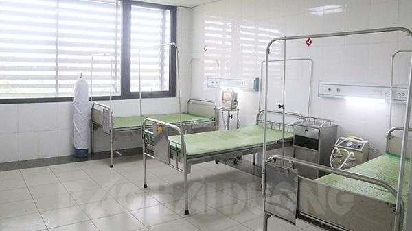 Sẵn sàng tiếp nhận và điều trị người nhiễm virus Corona