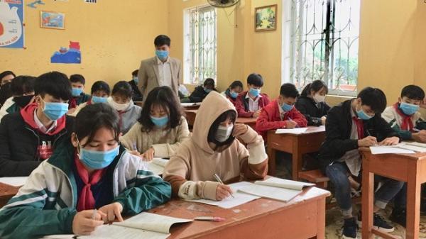 Điện Biên: Học sinh tới trường từ 17/2, riêng lưu học sinh Lào tiếp tục nghỉ học