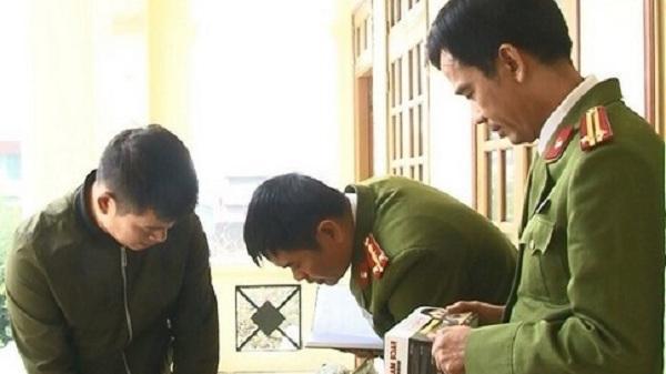 Ninh Bình: Vận chuyển 112.500 chiếc khẩu trang y tế không rõ nguồn gốc